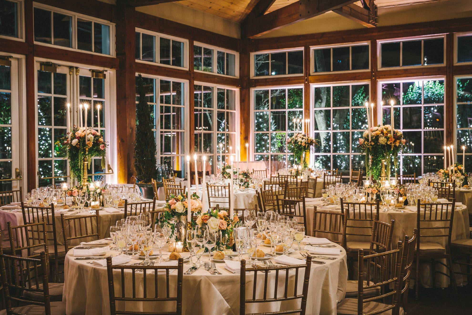 Lenox Hill Florist Nicholson Events Reception Details At Central Park Boathouse Wedding Photo