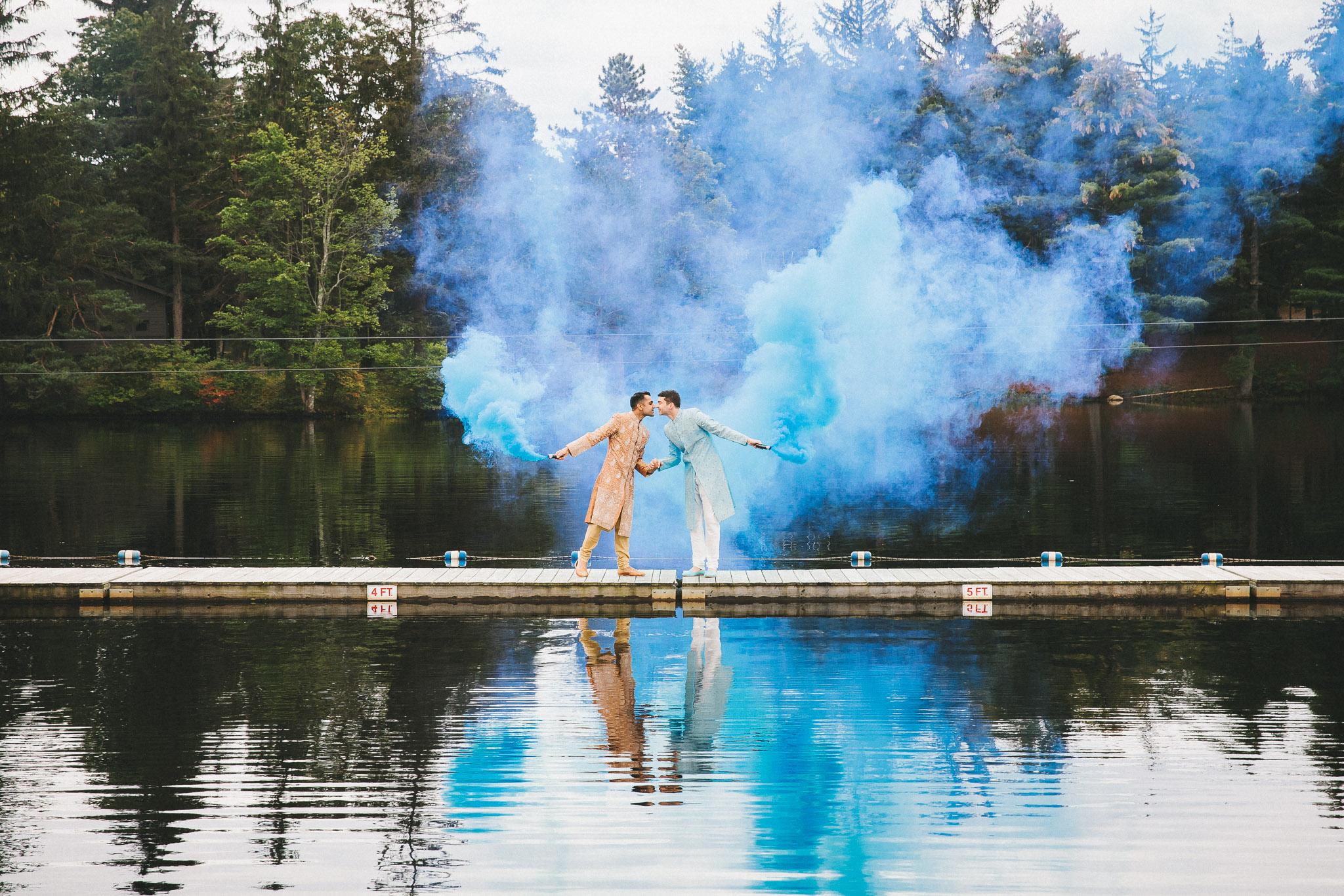 Cedar Lakes Estate Wedding Sanjay Steven New York Photographer